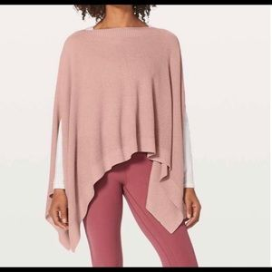Lululemon Forward Flow Poncho